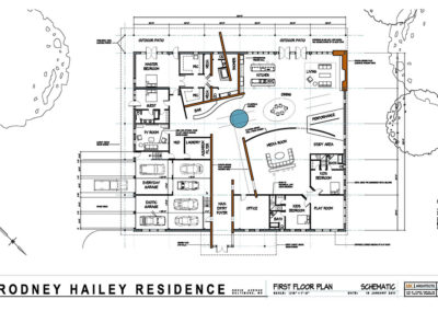 Rodney Hailey Residence